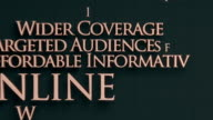 Online advertising advantages video
