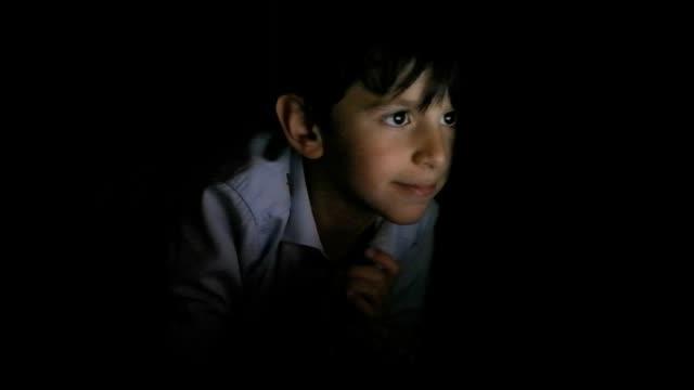 Online child Teen in His Bedroom video