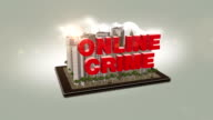 Online Crime Text In The Digital City video