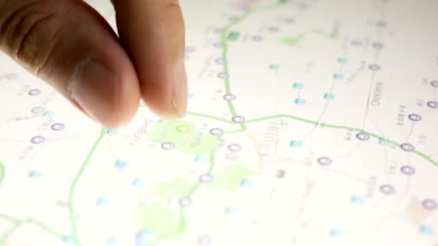 Online Map. video