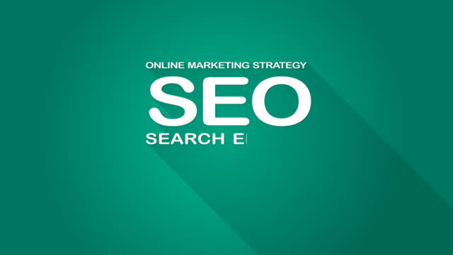Online Marketing Strategy. SEO. Search engine optimization. video