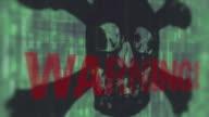 4K: Online Piracy Warning video
