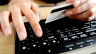 Online Shopping Credit Card video
