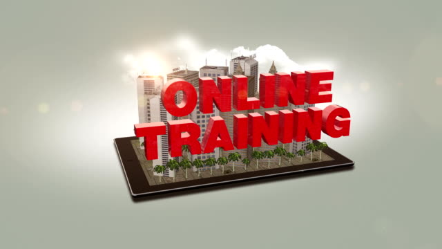 Online Training Text In The Digital City video