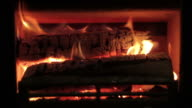 Open fire video