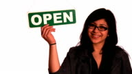 Open for business video