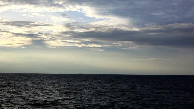 Open ocean video