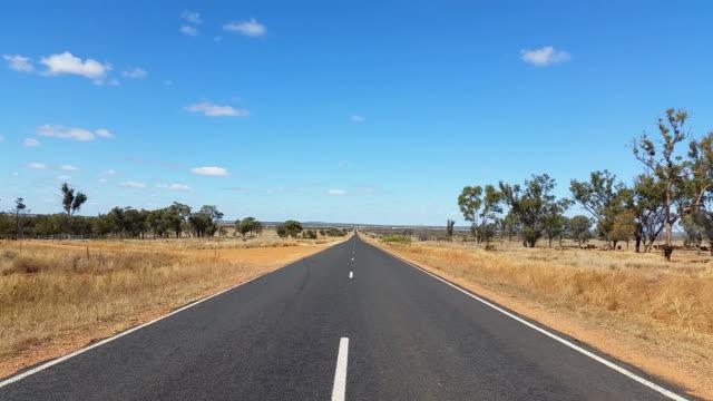 Open Road Australian Landscape video