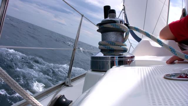 HD: Open Water Sailing video