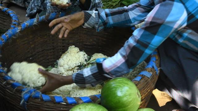 Open-Air Marketplace, Bagan, Myanmar video