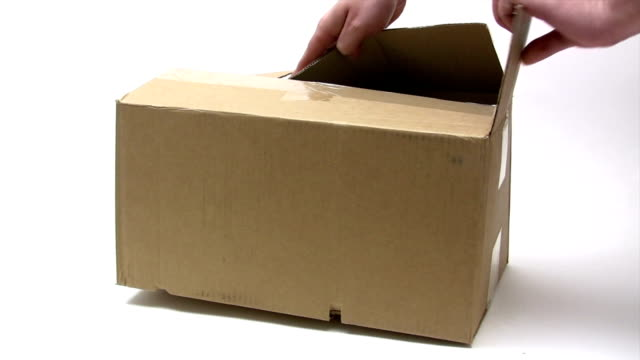 Opening a Parcel video