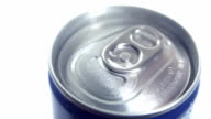 Opening a soda pop can video