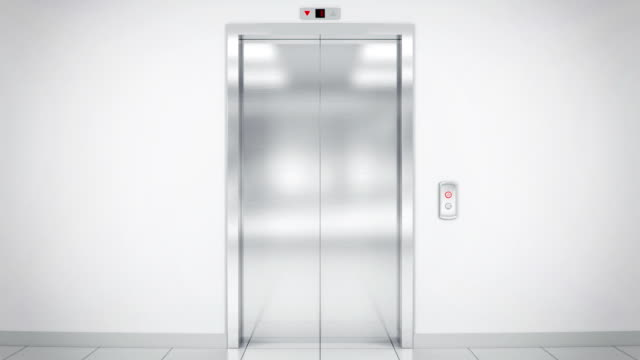 Opening Elevator Doors, Opportunity Concept video
