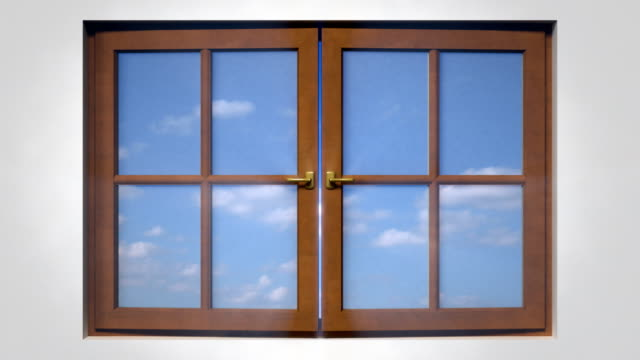 Opening Window to the Blue Sky video