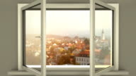 Opening window video
