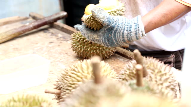 Opne durian for customer video