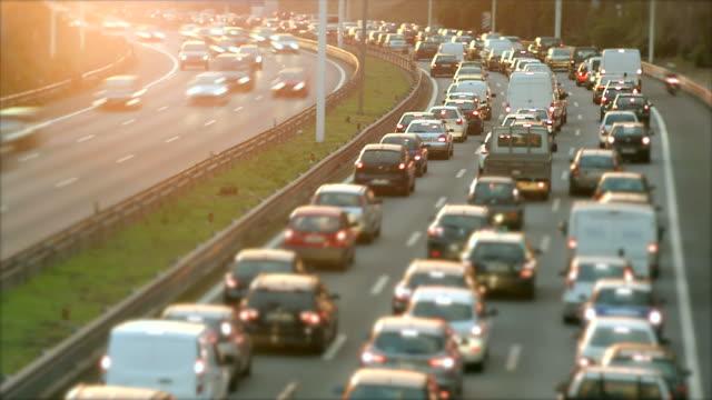 Oporto traffic video