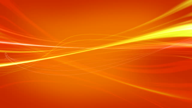 Orange Abstract Background video