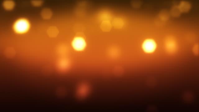 Orange Glitter loop V2 video