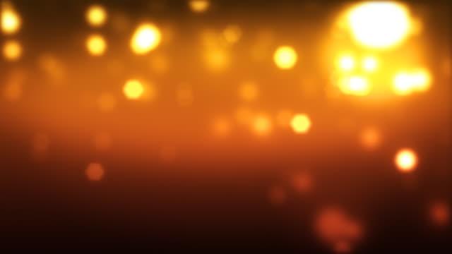Orange Glitter video