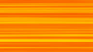 Orange Horizontal Lines Background Loop video