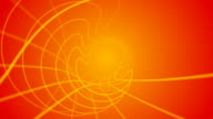 3D Orange Lines (HD720) video