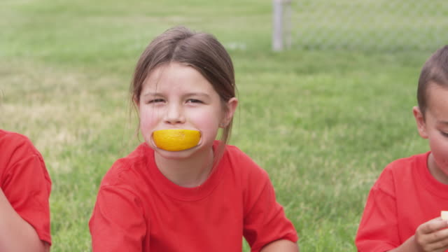 Orange Peel Smile video