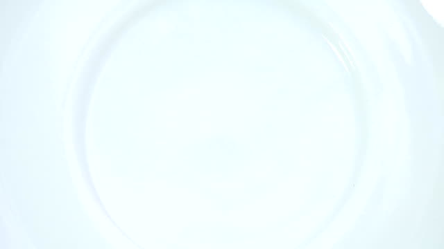 Orange Pills Poured on White Saucer video