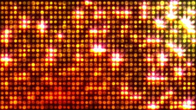 Orange Reflector Wall video