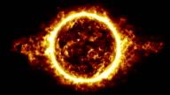 Orange star atmosphere video