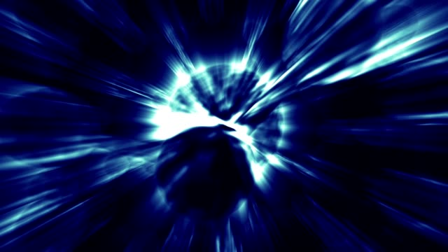 Orbiting atoms video