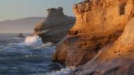 HD Oregon coast video