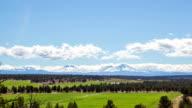 Oregon Sisters Mountains video