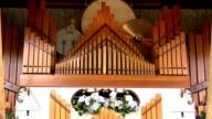 Organ fairground music box video