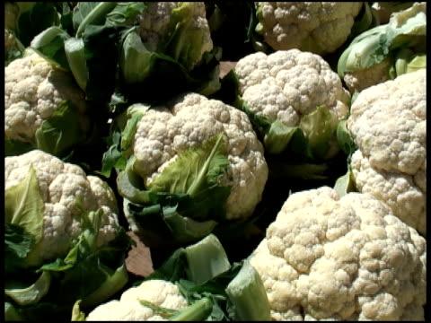 Organic Cauliflower video