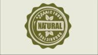 Organic Food Design video