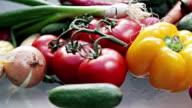 Organic Vegetables video
