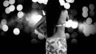 oriental belly dancer video