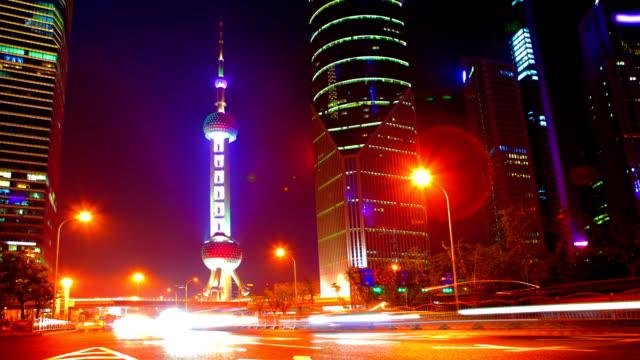 Oriental Pearl Tower video