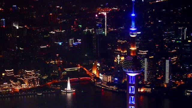 Oriental Pearl Tower,Shanghai video