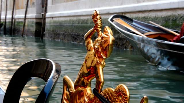 Ornate Gondola Detail video
