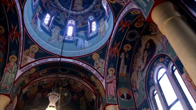 Orthodox church video
