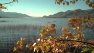 Osoyoos Lake, Autumn Colors 4K UHD video