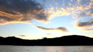 Osoyoos Lake Sunset, Okanagan video