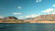 Osoyoos Lake Timelapse, British Columbia video