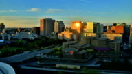 Ottawa, Canada sunrise time lapse video