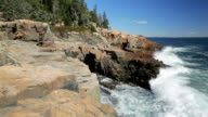 Otter Point, Acadia National Park video