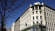 Otto Wagner architecture Vienna video