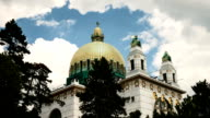 Otto Wagner Church - Time Lapse video