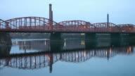 Ouellette Bridge in Lowell video